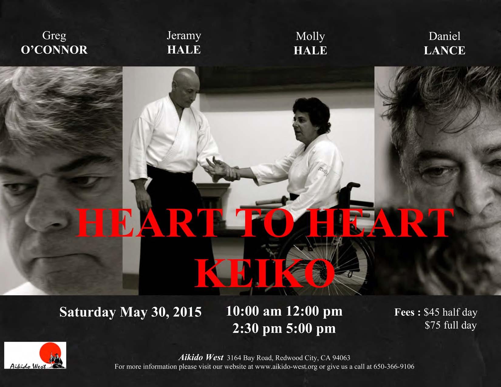 2015 Heart to Heart Keiko Aikido West