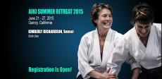 Aiki Summer Retreat 2015