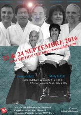 Aikido France 2016 Poster