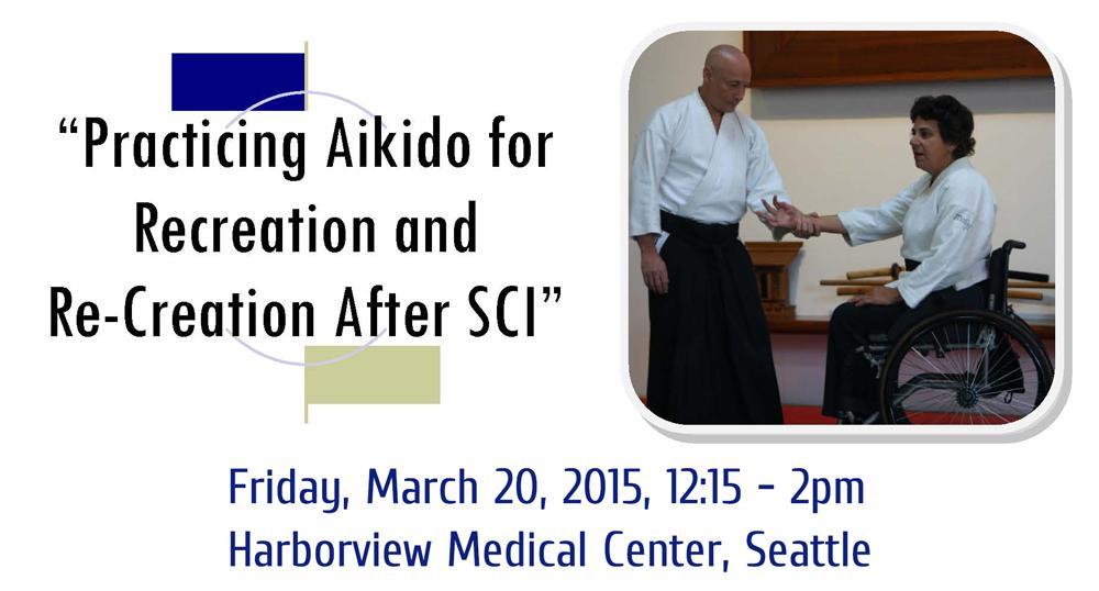 Aikido Seminar - Harborview Medical Center 2015
